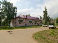 Elabuga, Neftyanikov avenue, house 53. Apartment house