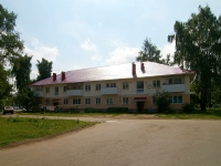 Elabuga, Neftyanikov avenue, house 55. Apartment house