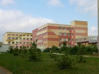 Elabuga, hospital Елабужская центральная районная больница, Neftyanikov avenue, house 57 с.1