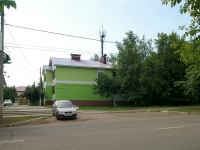 Elabuga, Neftyanikov avenue, house 58. Apartment house