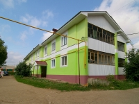 Elabuga, Neftyanikov avenue, 房屋 58. 公寓楼