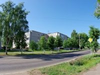 Elabuga, Neftyanikov avenue, house 64. Apartment house