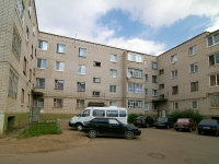 Elabuga, Neftyanikov avenue, house 66. Apartment house