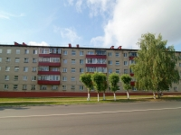 Elabuga, Neftyanikov avenue, house 72. Apartment house