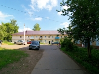Elabuga, Neftyanikov avenue, house 78. Apartment house