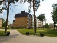 Elabuga, Neftyanikov avenue, house 111Б. Apartment house