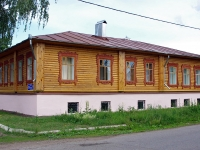 Elabuga, Neftyanikov avenue, house 114. Apartment house
