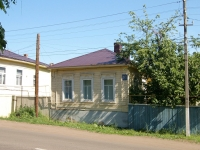 Elabuga, Neftyanikov avenue, house 115. Private house