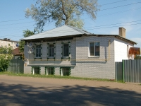 Elabuga, Neftyanikov avenue, house 117. Private house