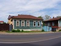 Elabuga, Neftyanikov avenue, house 117. Private house