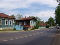 Elabuga, Neftyanikov avenue, house 119. Private house