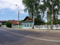 Elabuga, Neftyanikov avenue, house 123. Private house