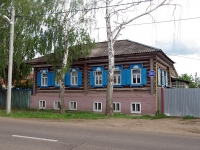 Elabuga, Neftyanikov avenue, house 128. Private house