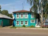 Elabuga, Neftyanikov avenue, house 131. Apartment house