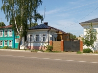 Elabuga, Neftyanikov avenue, house 133. Private house