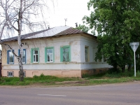 Elabuga, Neftyanikov avenue, house 173. Private house