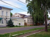 Elabuga, Neftyanikov avenue, house 177. Private house