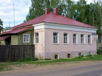Elabuga, Neftyanikov avenue, house 183. Private house