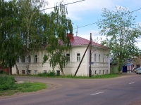 Elabuga, Neftyanikov avenue, house 185. Apartment house