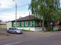 Elabuga, Neftyanikov avenue, house 199. Private house