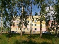 Elabuga, Zemlyanukhin st, house 7А. polyclinic