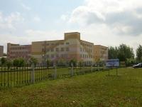 Елабуга, улица Землянухина, дом 7. поликлиника