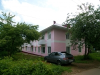 Elabuga, Zemlyanukhin st, house 10А. Apartment house
