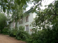 Elabuga, Zemlyanukhin st, house 10. Apartment house