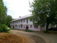 Elabuga, st Zemlyanukhin, house 12А. Apartment house