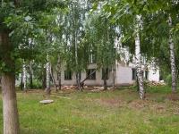 Elabuga, Zemlyanukhin st, house 12. dangerous structure