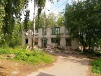 Елабуга, улица Землянухина, дом 12. аварийное здание