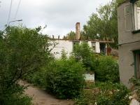 Елабуга, улица Землянухина, дом 14. аварийное здание
