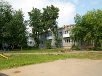Elabuga, Zemlyanukhin st, house 16А. Apartment house