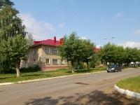 Elabuga, Zemlyanukhin st, house 16. Apartment house