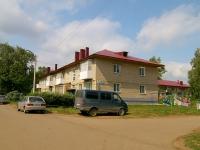 Elabuga, st Zemlyanukhin, house 20А. Apartment house