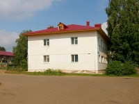 Elabuga, Zemlyanukhin st, house 20. Apartment house