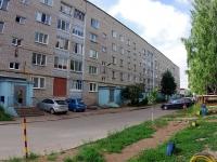 Елабуга, улица Пролетарская, дом 2А. многоквартирный дом