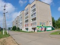 Elabuga, Proletarskaya st, 房屋 2А. 公寓楼
