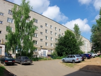 Elabuga, Proletarskaya st, house 2. Apartment house