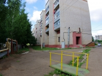 Elabuga, Proletarskaya st, house 4. Apartment house