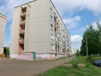 Elabuga, Proletarskaya st, 房屋 6А. 公寓楼