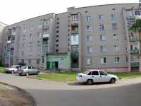 Elabuga, Proletarskaya st, house 6А. Apartment house