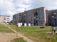 Елабуга, улица Пролетарская, дом 6. многоквартирный дом