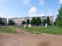 Елабуга, улица Пролетарская, дом 8. многоквартирный дом