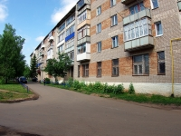 Elabuga, Proletarskaya st, house 10. Apartment house