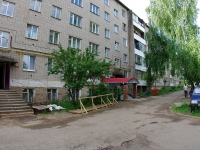 Elabuga, Proletarskaya st, house 12. Apartment house