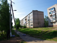 Elabuga, Proletarskaya st, house 16. Apartment house