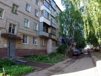 Елабуга, улица Пролетарская, дом 18. многоквартирный дом