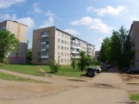 Elabuga, Proletarskaya st, house 20. Apartment house
