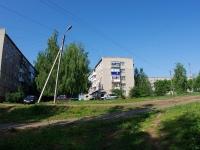 Елабуга, улица Пролетарская, дом 20. многоквартирный дом